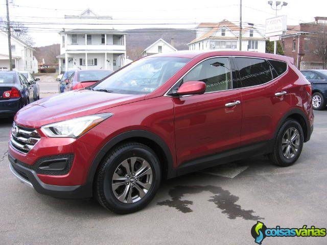 Urgente Venda 2013 Hyundai Santa Fe 2 4 Awd Carro Esporte